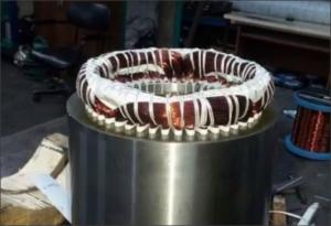 spindle motor sarımı